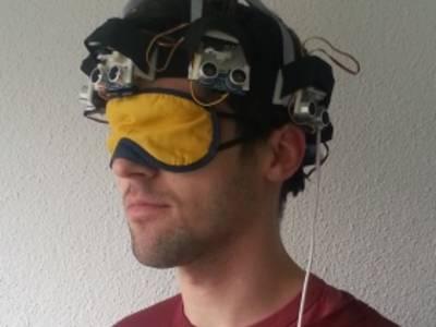 Un chapeau pour aider les aveugles à (perce)voir l'environnement