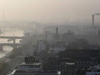 En cas de forte pollution de l'air, votre téléphone vous avertira des risques pour vos poumons.