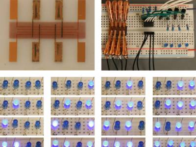 Mémoires aérosol: vive la nanoélectronique