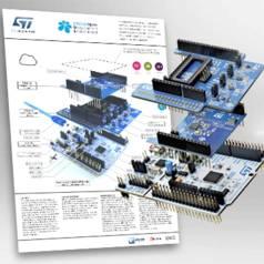 Superbe poster STM32 GRATUIT