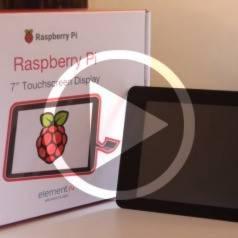 Elektor.TV | Votre Raspberry Pi changé en tablette tactile