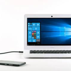 NexDock, station pour smartphone, RPi, tablette et PC sur clé