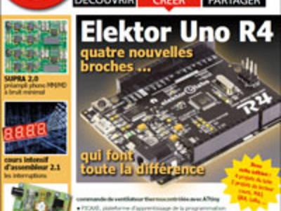 Parution du numéro d'Elektor de juin 2016