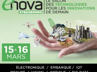 L'innovation fait salon à Strasbourg : Elektor vous invite