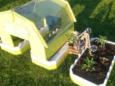 Bot2Karot devrait épargner les lombaires de nombreux amoureux du jardinage.